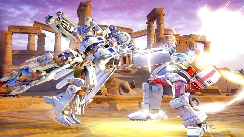 Tải ngay Transformers: Forged to Fight - Robot đại chiến phiên bản siêu đồ họa
