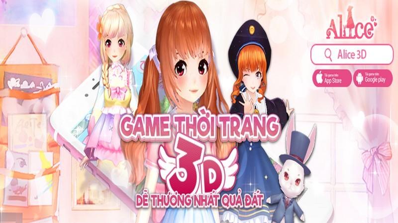 Thị trường game Việt lại sắp có một sản phẩm game thời trang siêu đáng yêu?
