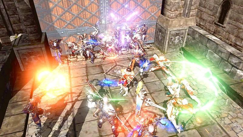 Có 2.5 triệu game thủ đang chơi Lineage 2: Revolution mỗi ngày