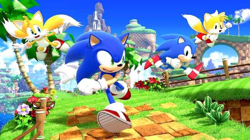 Gameloft vô tình để lộ phiên bản Mobile của huyền thoại Sonic