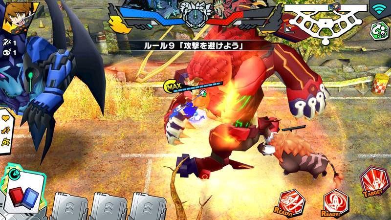 FLAME×BLAZE - MOBA dưới tay cha đẻ Final Fantasy chính thức lên Mobile