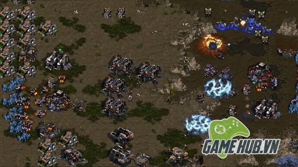 StarCraft 1 18 chính thức phát hành miễn phí - Tải ngay ở đây!