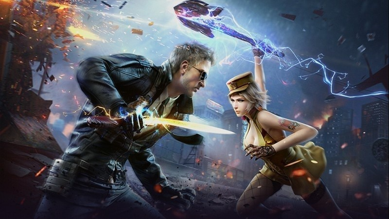 Full bản Hack Crossfire Legends miễn phí cho Android/APK