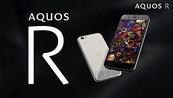 android, công nghệ, qualcomm snapdragon 835, sharp aquos r, smartphone 2017, smartphone android, smartphone cao cấp, điện thoại sharp