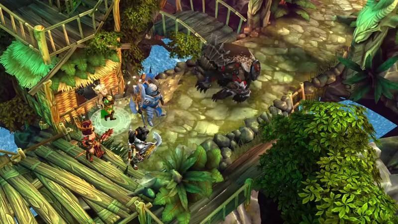 Forge of Glory - RPG hòa máu giải đố không thể không chơi