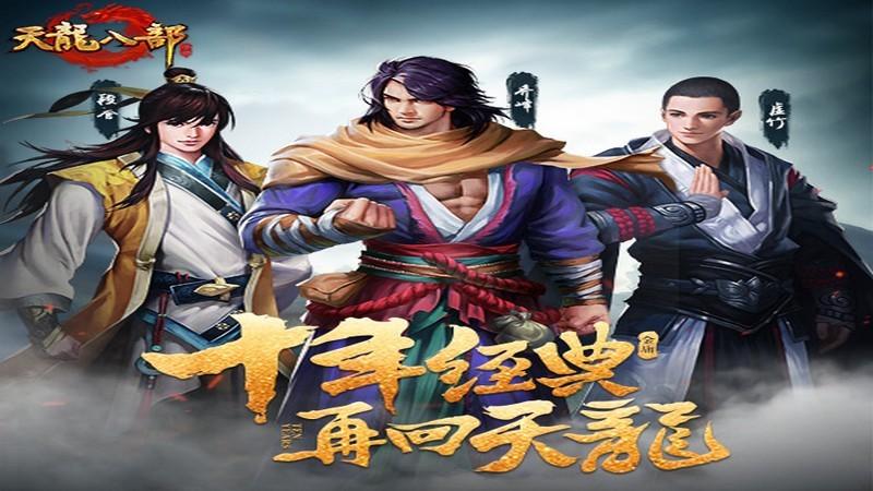 Thiên Long Bát Bộ Mobile - Tái xuất thiên hạ với game mới