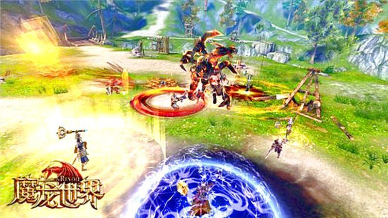 Cưỡi rồng diệt boss bay nhảy điên cuồng với Dlingeons Dragons!
