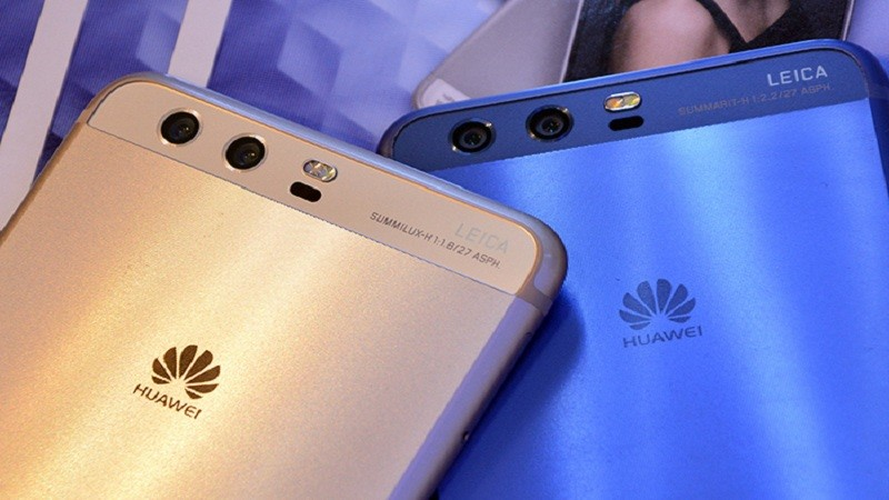 android, huawei