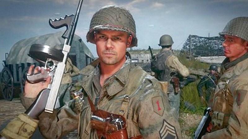 Lộ đồ họa của Call of Duty: WWII qua bộ screenshot chính chủ đầu tiên