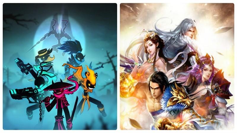 Top 5 game mobile Trung Quốc hot nhất mới ra tuần qua (17/4 – 23/4)