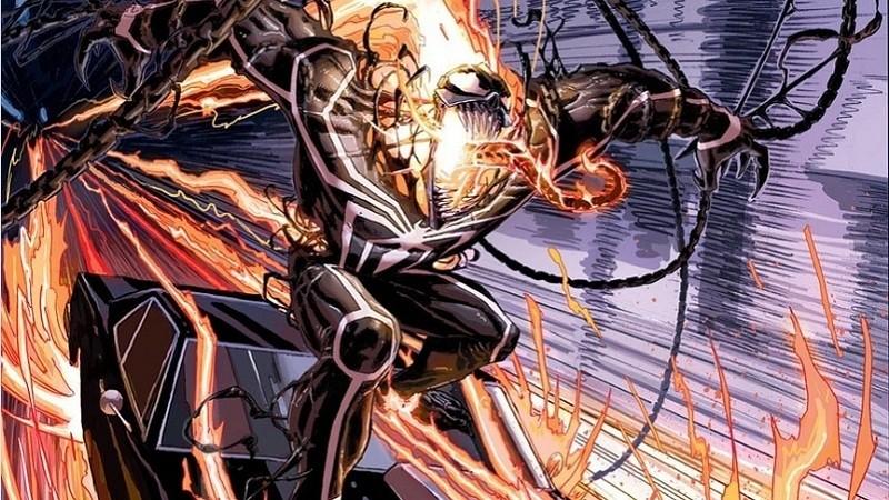 Rùng mình với các siêu anh hùng phiên bản Venom