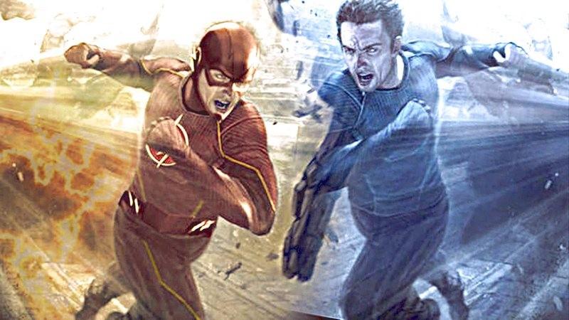 Xếp hạng những cuộc chiến về tốc độ khủng nhất Marvel và DC