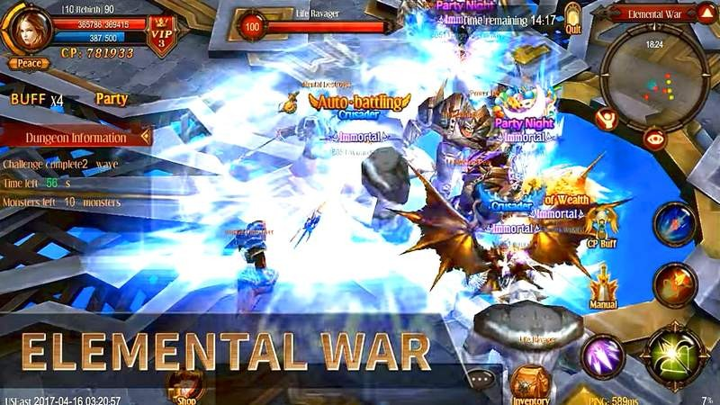 MU Origin tung Update siêu khủng - Cho 100 game thủ combat PvP