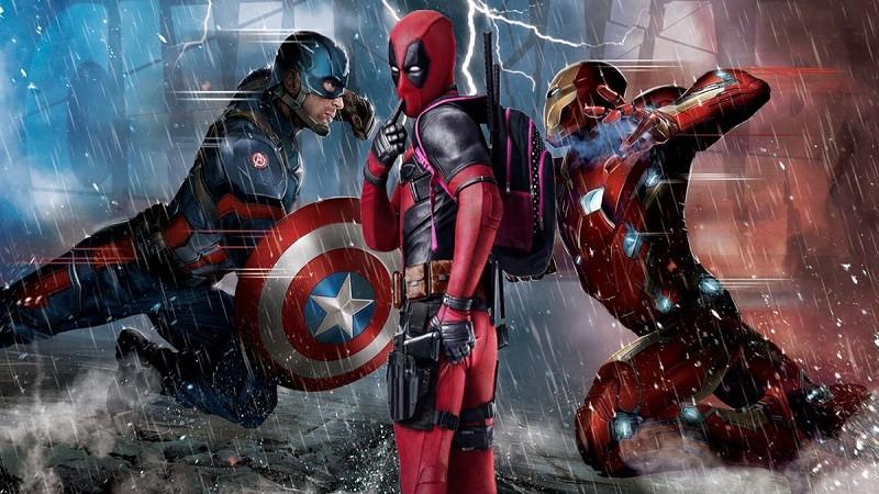 Top những siêu anh hùng thành danh nhờ đột biến