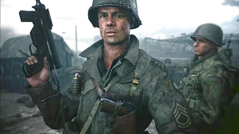 Sốc nặng trước Trailer quá khủng của Call of Duty: WWII