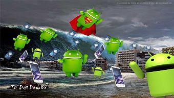 """Cả giang hồ Tứ Đại Danh Bổ  bỗng chao đảo vì """"làn sóng Android"""""""