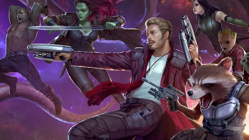 Đón đầu phim, Guardians of the Galaxy P2 cũng sẽ lên Game!