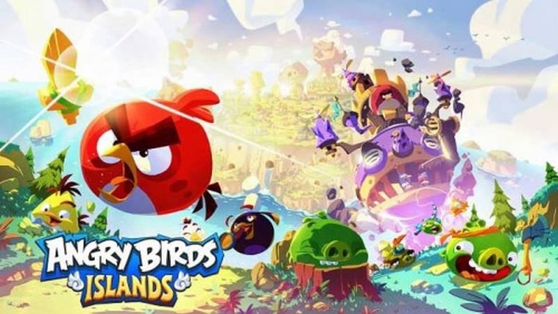 Angry Birds Island - Chim điên phiên bản Clash of Clans?