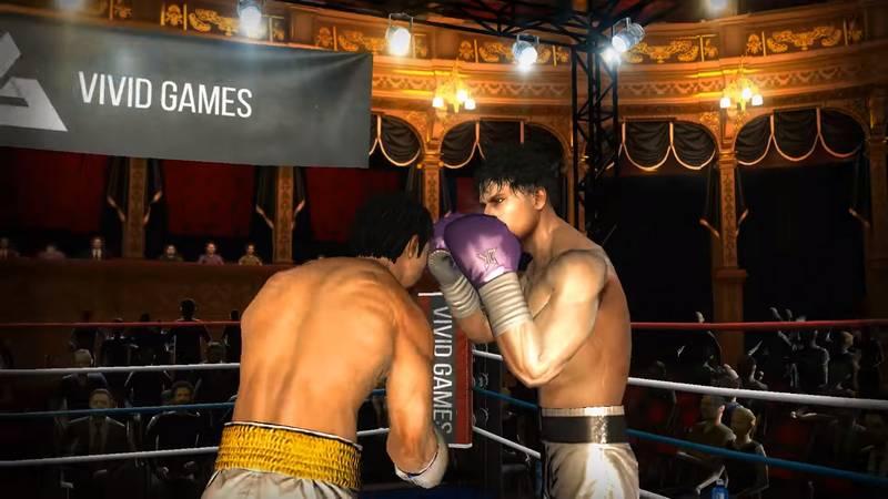 Real Boxing Manny Pacquiao - Đấm bốc ác liệt với game đối kháng cực khủng Mobile