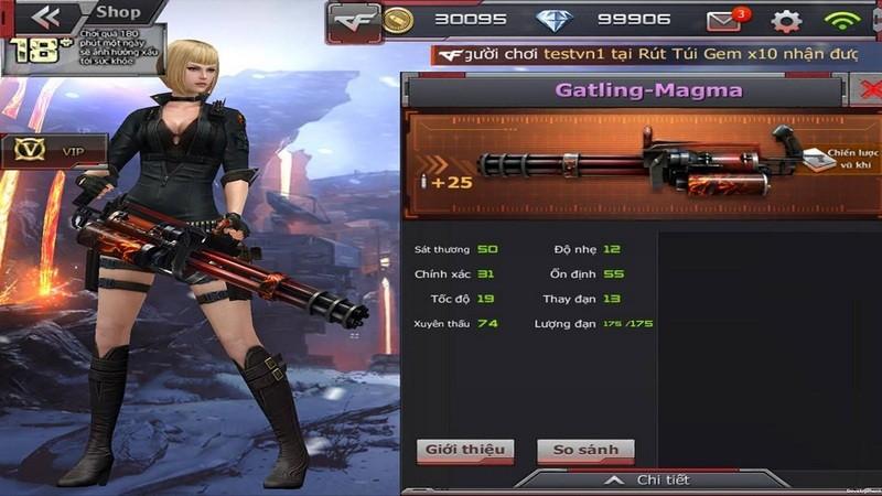Crossfire Legends tung Update siêu khủng vào 30/4