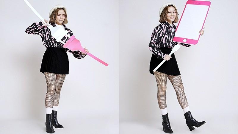 """MisThy trở lại với chương trình siêu hot sau thời gian """"tịnh dưỡng"""""""