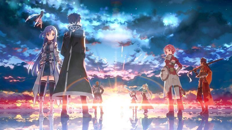 Top Anime dựa theo thế giới game không thể không xem