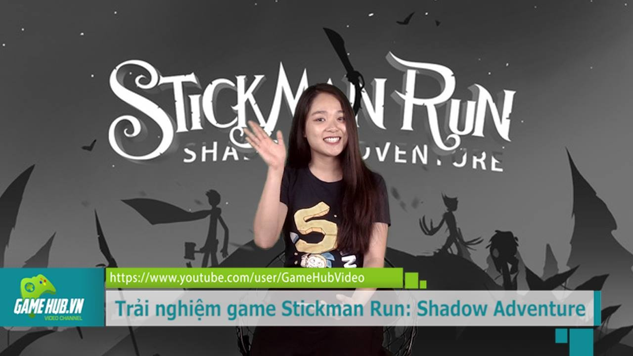 Trải nghiệm Stickman Run: Shadow Adventure