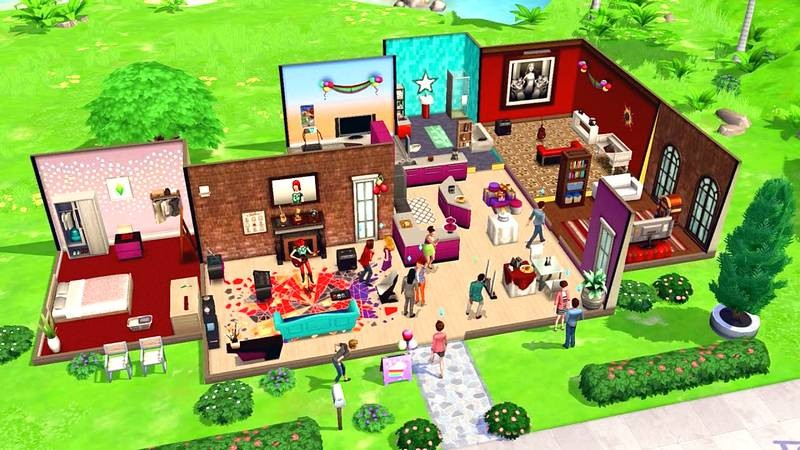 The Sims Mobile - Huyền thoại PC chính thức đặt chân lên Mobile