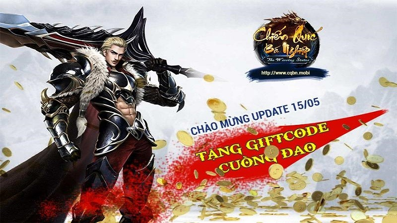 Chiến Quốc Bá Nghiệp - Giftcode
