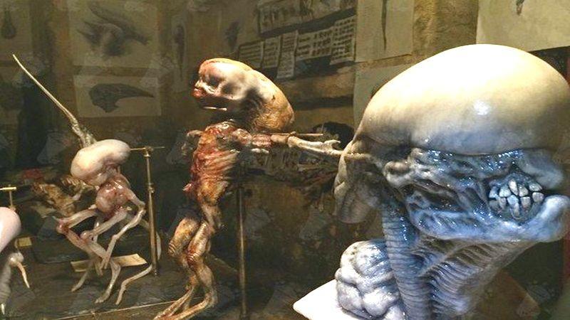 Điểm danh tất cả biến thể Aliens xuất hiện trong game và phim (P2)