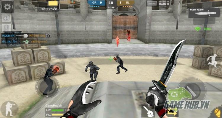 Crossfire Legends Big Update - Tung 1 tá vũ khí mới với hàng loạt