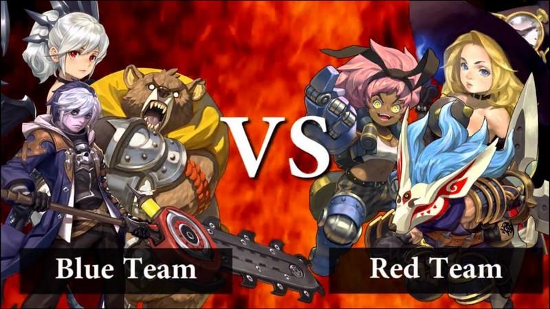 Điên cuồng combat trong phiên bản mới của Arena Masters