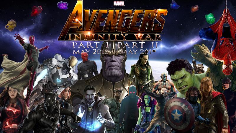 """Fans Marvel mỏi cổ hóng Thanos bị """"ăn hành"""" trong The Avengers 3"""