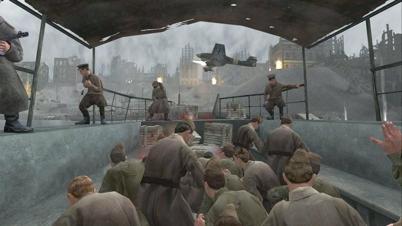 Top game lấy bối cảnh Thế chiến thứ 2 xuất sắc nhất lịch sử