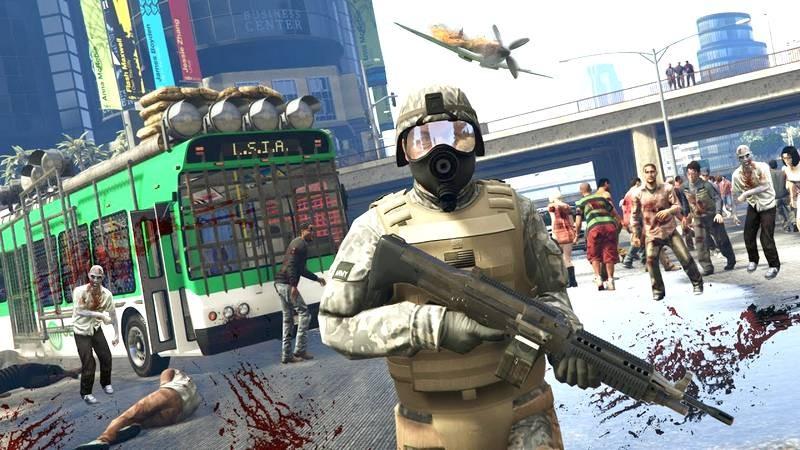 Muốn  đem Zombie vào GTA 5? Đây là những bản Mod bạn phải cài