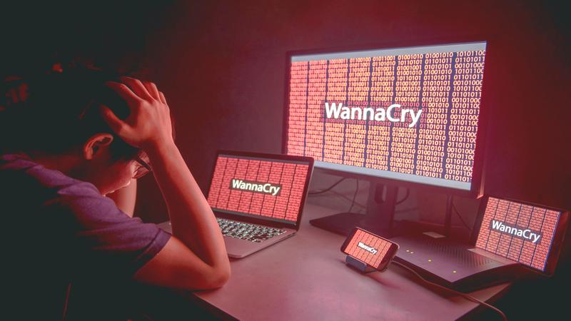 Nếu dính WannaCry, đừng khởi động lại máy, hãy dùng cách này