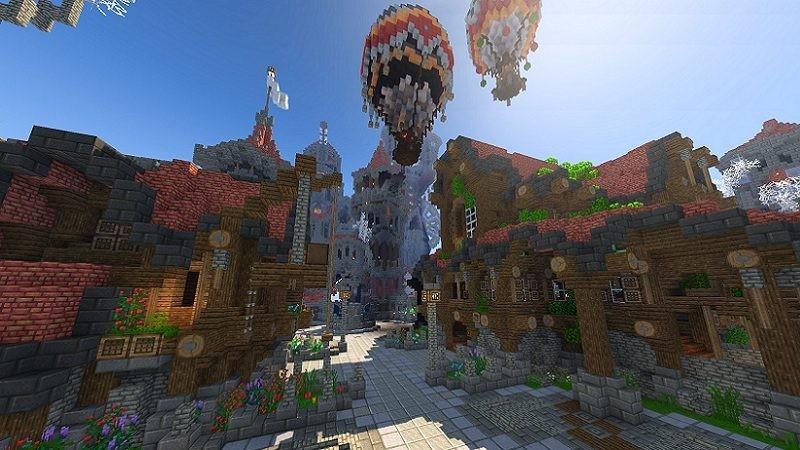 Minecraft: Wynncraft - Game trong game, bạn đã từng nghe về siêu phẩm này?