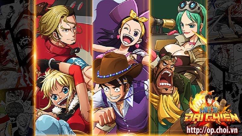 One Piece Đại Chiến - Giftcode
