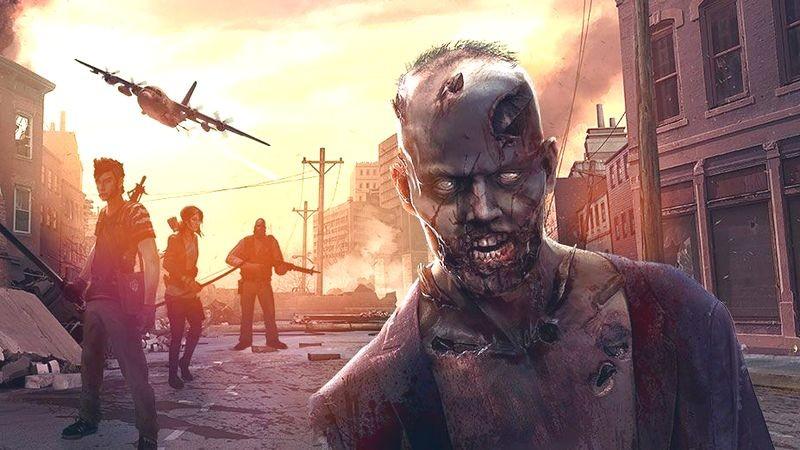 Zombie Gunship Survival - Cán nát Zombie trong cực phẩm hành động Mobile