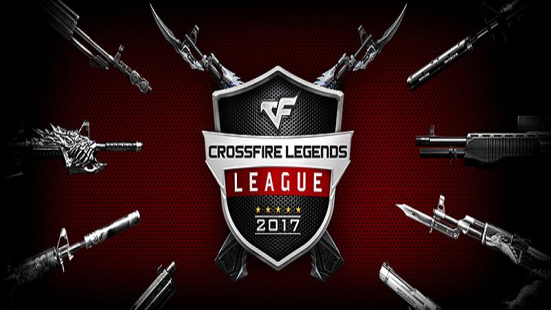 Crossfire Legends League 2017 - Lộ lịch trình thi đấu vòng 1/16