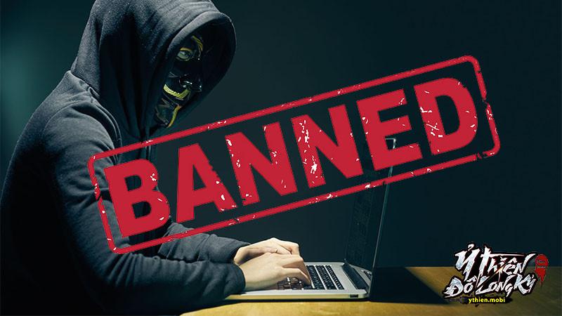 Ỷ Thiên 3D trừng phạt mạnh tay những tài khoản có hành vi gian lận