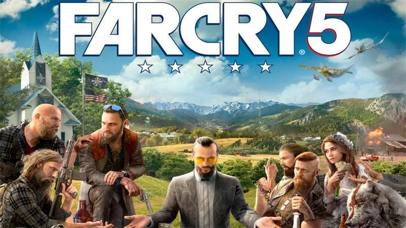 Far Cry 5 - Rơi hàm trước câu chuyện kinh hoàng ẩn sau tấm Artwork mới