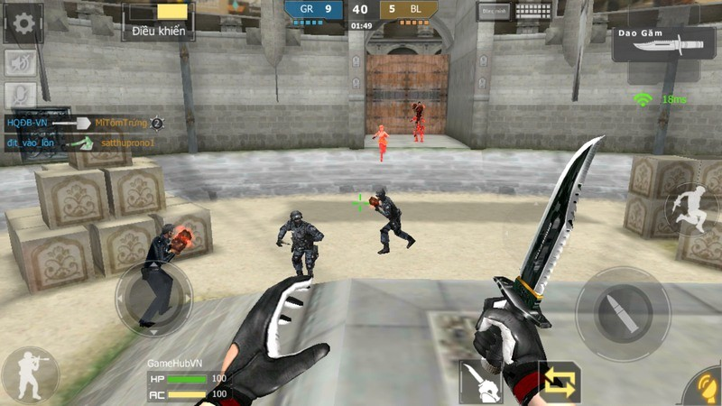 Lật tung tất tần tần tật các chế độ chơi của Crossfire Legends