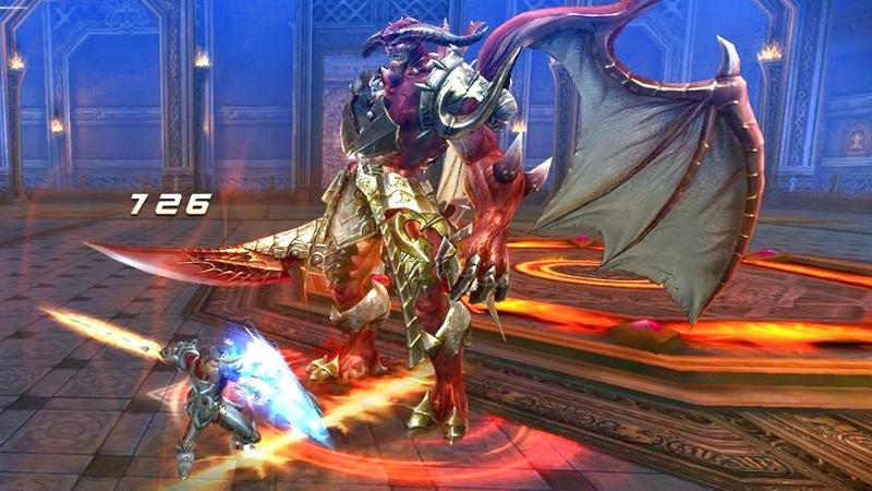 Lineage II: Mobile - Ngắm nhìn bộ vũ khí vừa khủng vừa đẹp của siêu phẩm MMORPG