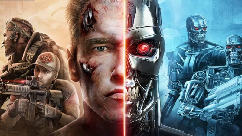 Terminator Genysis: Future War - Kẻ Hủy Diệt phiên bản siêu khủng đạp cửa Mobile