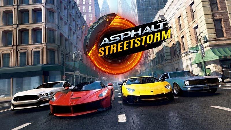 Asphalt: Streetstorm - Đăng ký ngay, quà liền tay