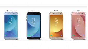 android, galaxy j5, galaxy j7, samsung