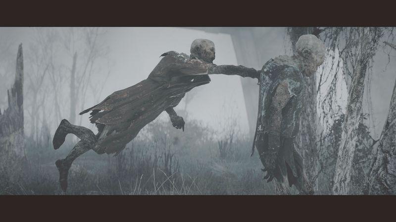 Trợn ngược mắt với Mod độc biến Fallout 4 thành game kinh dị