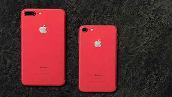 Apple iPhone 7/7 Plus mạ vàng, đính gần 300 viên pha lê Swarovski, chi phí hơn 20 triệu