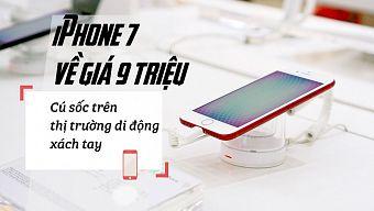 apple, ios, iphone 7, iphone 7 đỏ
